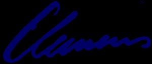 Clemens Fuhrbach (Signatur, Grafik)