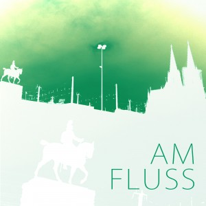 Clemens Fuhrbach - Am Fluss (Artwork, Grafik)