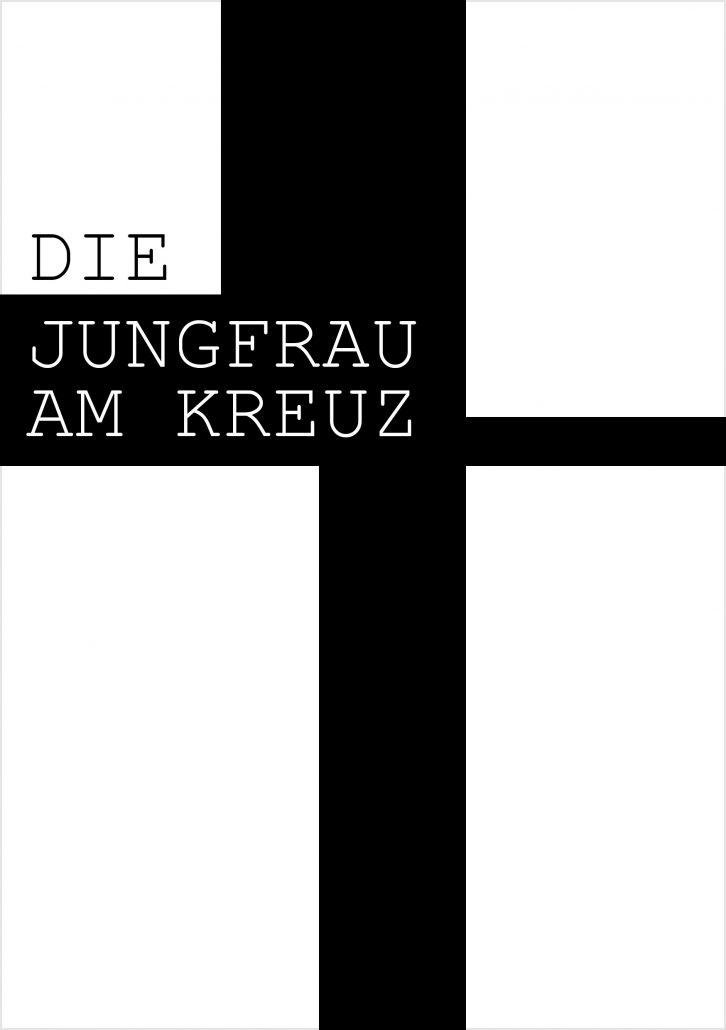 Artwork Die Jungfrau am Kreuz