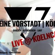 Flyer DEINE VORSTADT | LIVE@KOELNCAMPUS 2019