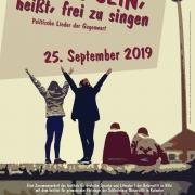 Frei zu sein, heißt, frei zu singen (2019)